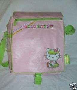 Sanrio Embroidered Hello Kitty Backpack Messenger Bag