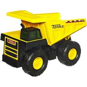 Tonka TS4000 Steel Dump Truck Vehicles, Trains & Remote