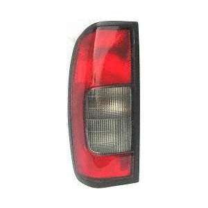 02 04 NISSAN FRONTIER truck TAIL LIGHT LH (DRIVER SIDE) SUV (2002 02