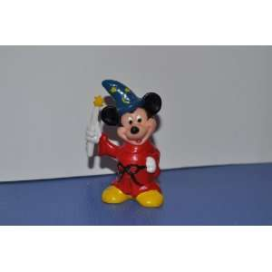 Magician Mickey Mouse Figure   Disney Doll Toy Everything Else
