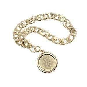 Dartmouth   Charm Bracelet   Gold