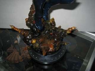 Iron Man Stealth Version Bowen Statue (2009) Painted