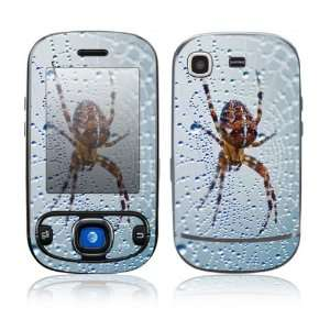 Dewy Spider Decorative Skin Cover Decal Sticker for Samsung Strive SGH