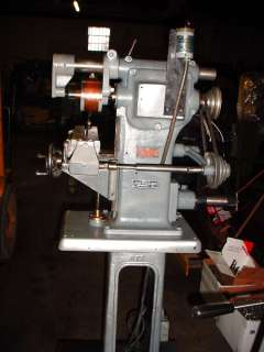 Estate Sale BURKE Model No 4 Horizontal Vertical Bench Milling Machine