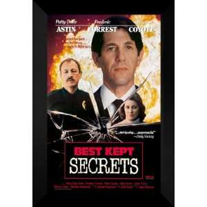 Best Kept Secrets 27x40 FRAMED Movie Poster   Style A