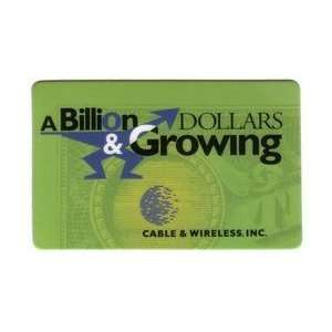 Phone Card: 5m A Billion Dollars & Growing Everything Else
