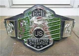 WRESTLING CHAMPIONSHIP BELT   WWE, TNA, ECW, ROH   New