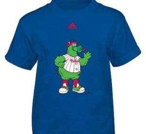 Philadelphia Phillies Phanatic Toddler Tee Shirt