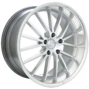 Concept One 571 Vision Hyper Silver Wheel with Painted Finish (19x8.5
