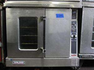 Garland Master Electric Convection Oven Good Condition