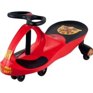 Lil Rider™ Red Rescue Firefigher Wiggle Rideon Car |