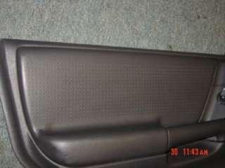 Jeep Grand Cherokee Door Panel Charcoal LR 96 98 ZJ