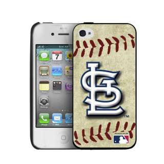 ST LOUIS CARDINALS MLB iPhone 4 4S Vintage Edition Hard Case Cover NEW