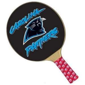 Panthers NFL Table Tennis/Ping Pong Paddles