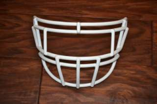 New Schutt White Football Helmet Face Mask Facemask Junior Pro