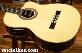 Cordoba GK Studio Negra Classical Guitar W/ Hard Case