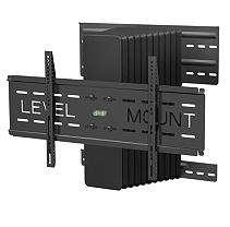 Level Mount Full Motion TV Wall Mount   34 65