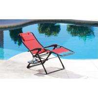 Oversized Anti Gravity Suspension Lounger   Red Member Reviews   Sams
