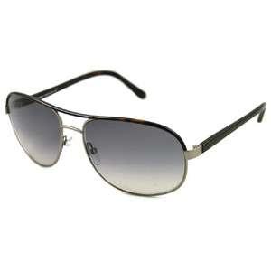 5fda7c6c6dd44 ... Tom Ford Pierre TF 111 S 15B Dark Havana Silver Sunglasses ...