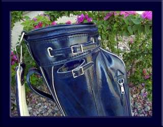 PING EXECUTIVE STAFF CART CARRY GOLF BAG RARE NEAR MINT c.1980