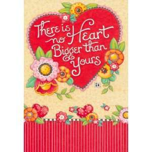 Day Greeting Card for Mom   There Is No Heart Bigger Mary Engelbreit