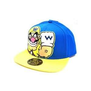 Nintendo Super Mario Bros. Wario Adjustable Hat 84300 Toys & Games
