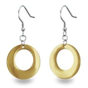 Gold Circle Dangle Earrings West Coast Jewelry Jewelry