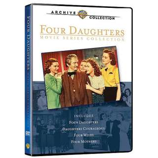 Four Daughters Movie Series Collection Movies