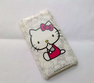 6pcs Hello kitty Case Cover for iPod Touch 4th Gen 4G 4