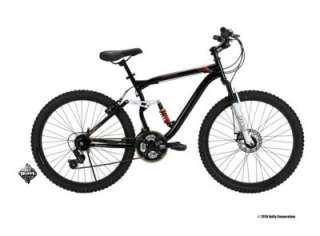 26 Huffy DS 7 Mens Mountain Bike Bicycle Black