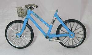 Vtg Huffy Tradewind Mini Kids Bike Bicycle Blue 3 1/4