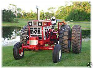 Edible Cake Image   Tractor Case International IH   Rec
