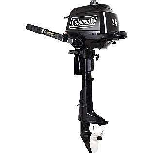 Coleman Outboards 2.6hp Four Stroke Outboard Trolling Motor  Fitness