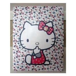 Hello Kitty Ipad Case Swarovski Crystal 3 d Bling Kitty Face