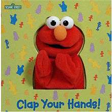 Sesame Street Clap Your Hands Board Book   Random House   Toys R