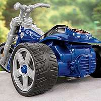Power Wheels Fisher Price Harley Davidson Rocker Ride On   Power