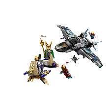 LEGO Marvel Super Heroes The Avengers Quinjet Aerial Battle (6869