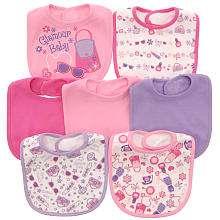 Glamour Bib   7 Pack   Babies R Us   Babies R Us