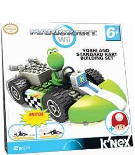 NEX Mario Kart Build Set   Yoshi   KNEX