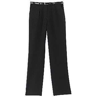 Belted Dress Pants  Sag Harbor Clothing Womens Pants