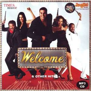 Welcome & other hits(indian/bollywood movie/hit songs/collection of