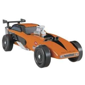 Revell   Funny Car Trophy Series Racer Kit (Pinewood Derby