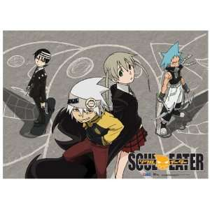 Soul Eater Group Playground Wall Scroll Toys & Games
