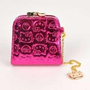 Hello Kitty Funky Divas Change Coin Purse Wallet Toys