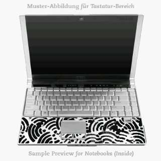 Pro 17 Tastatur   Zebras Notebook Laptop Vinyl Sticker Electronics