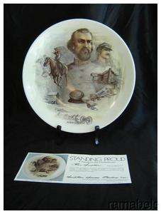 to the Confederacy Standing Proud by Ben Hampton Bedford Forrest Plate