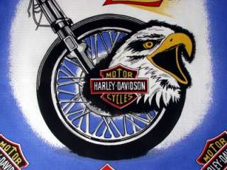 More Than A Legend Bandana Eagle Harley Davidson USA