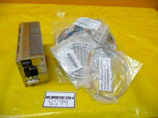 Pfeiffer Vacuum Pump Power Supply Kit TPS 201 new