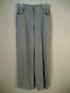 Carole Little Sport Womens Olive Dress Slacks Pants Size 14 NWT