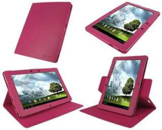 View Leather Folio Case Cover for Asus Transformer PRIME TF201